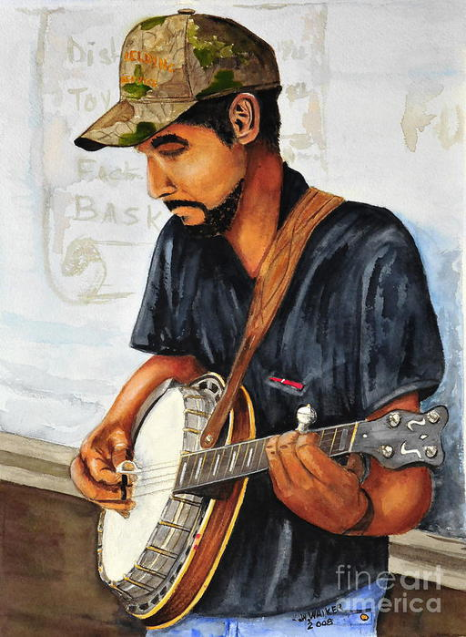 -banjo-player-john-w-walker (512x700, 72Kb)
