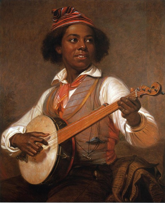 The_Banjo_Player (570x700, 108Kb)